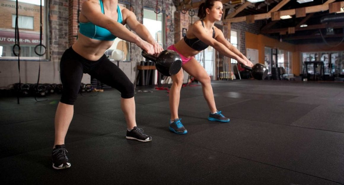 HIIT exercise