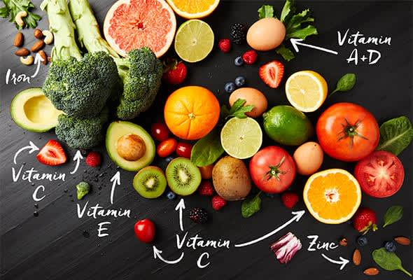 immune boosting food