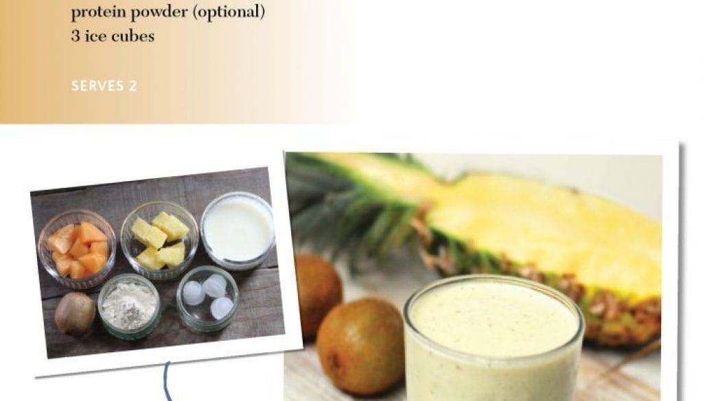 smoothie recipe