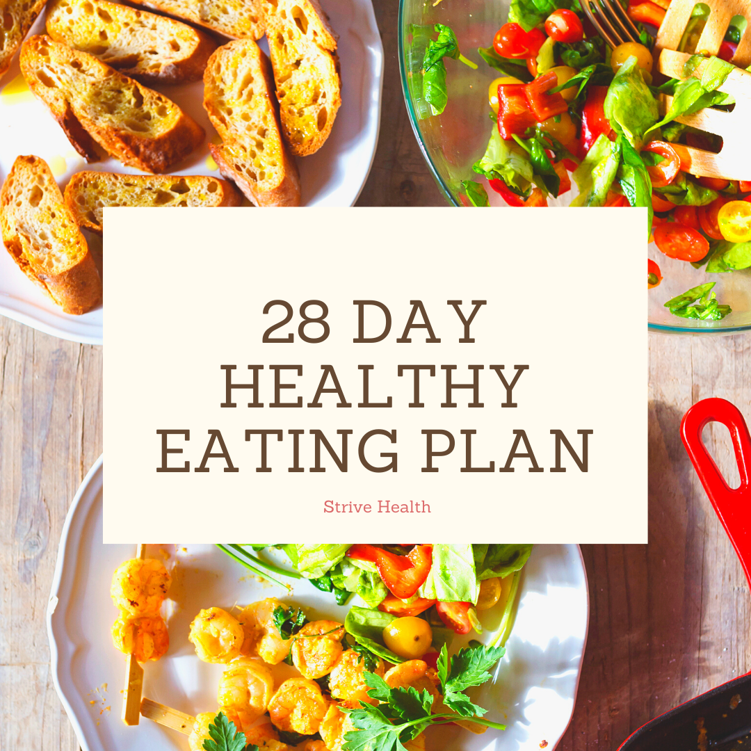 A 28 Day Kick-start to Better Health