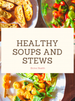 healthy soups ans stew