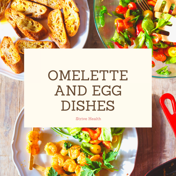 omelette and egg recipes